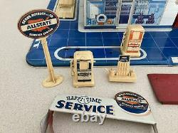 Marx sears Allstate Gas Service Station Happi Time