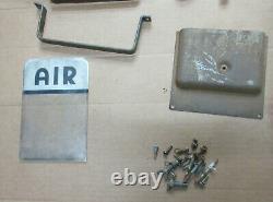 Original Eco 98 Air Meter Tireflator Pump Gas Oil Service Station Disassembled