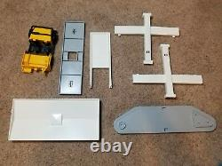 SUPER RARE Vintage Playmobil 3437 SHELL GAS STATION SERVICE New in Open Box