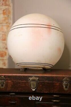 Vintage Ethyl Gasoline Gas Pump Globe Sign Service station texaco Sinclair etc