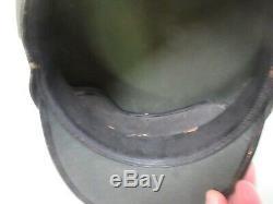 Vintage Texaco Oil Gas Service Station Attendant Hat Uniform Cap all Original