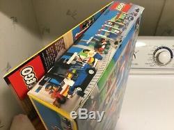 1988 Ville Lego 6394 Metro Park & service Tower Shell Carwash Scellé Paquets