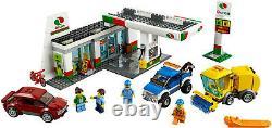 2016 Lego City Station-service / Station-service 60132 Nib, Retraité, Grand Cadeau