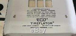 Eco Tireflator Air Meter Pièces D'origine Bennett Pump Service Station