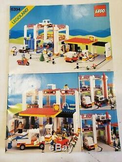 Lego Classique Ville Station 6394-1 Service Metro-park Tower 185