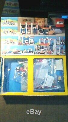 Lego Metro Park Et Service Net Tour 6394 Box, Instructions, 100% Complet