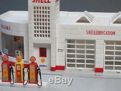 Lionel Shell Station Service O Paysage De Construction De Train Calibre Développer 6-84496 Nouveau