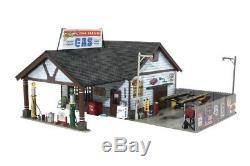 Nouveau Woodland Service & Gaz Ethyl Construit Echelle Ho Br5048