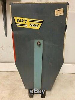 Rare Big Boy Safe-a-way Attache-remorque Accessoire Votre Concessionnaire Affichage Antique