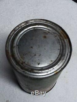 Scarce Texaco 574 Motor Oil Can Pintes Service De Black T Station État Vg