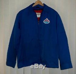 Service De Remplissage Vintage Amoco Station Jacket Attendant