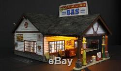 Service / Gaz De Bois Paysages Ethyl O Construit Et Disponible Br5849