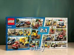 Service Station Lego City (60132) Gaz Garage Tout Neuf Et Scellé