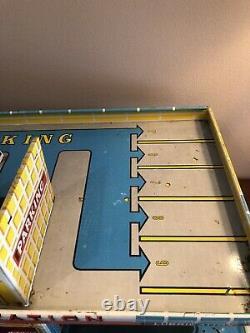 T. Cohn Vintage Superior Service Gas Station Rare Variation Tin Lithographed