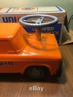 Union Station 76 Dodge Truck Service Toy Orientable Ridable République Outil Die