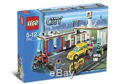 Ville Lego City Station 7993 Station Service Nouvelle Scellé