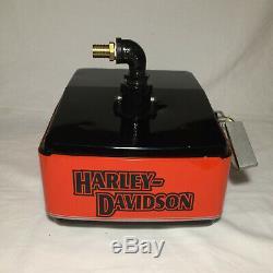 Vintage Harley Davidson Gasboy Modèle N ° 1820 Pompe Station Service Buse
