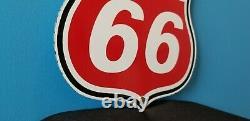 Vintage Phillips Essence Porcelaine Gas Motor Station Pump Oil Rack Signe