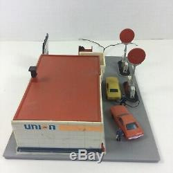 Vintage Tyco Construit Union Station 76 Aurora Building Service Ho Wired