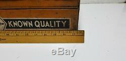 Weatherhead Lignes Carburant Affichage Magasin Vintage Case Autmobile Station Service De Gaz