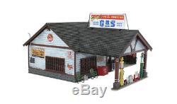 Woodland Paysages Br5048, Ho, Gaz Et Stations Services D'ethyl, Bâties